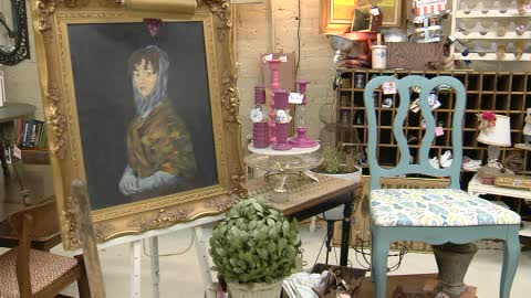 Vintiques Market offers a piece of the past for any budget or style.