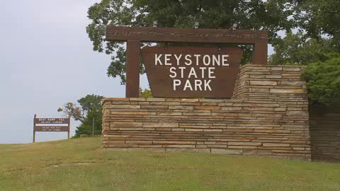 Refresh, relax and enjoy the water at Keystone State Park.