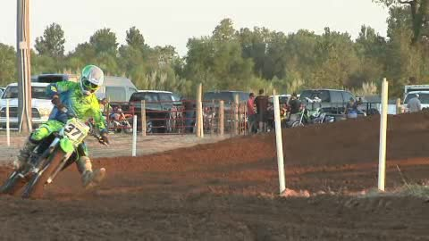 Enjoy off-road racing fun at this go-kart and MX track.