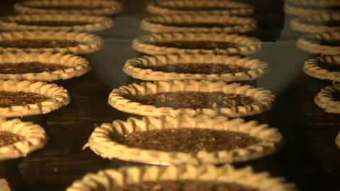 A Field's pecan pie is a delicious Oklahoma tradition.