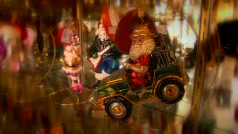 Vist Margo's in Tulsa for some great Christmas decorating ideas.