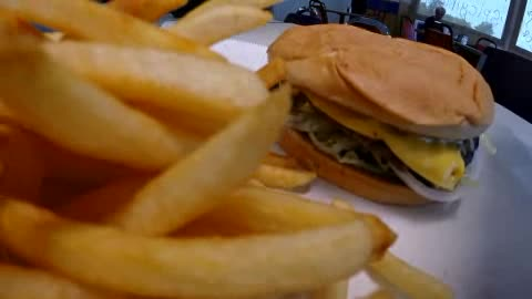 Order up a Bartlesville tradition at Lot-A-Burger.