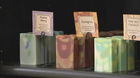 Nourish your skin at this artisanal soap store in OKC.