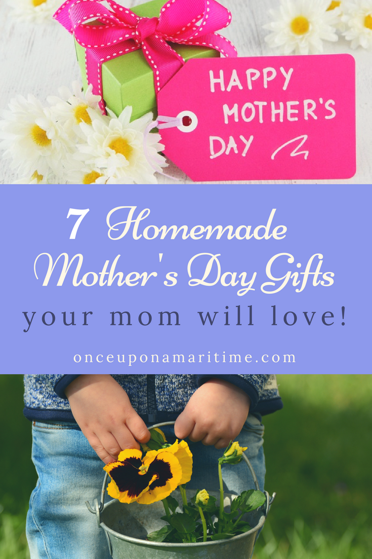 7 Mother S Day Gifts You Can Make Yourself