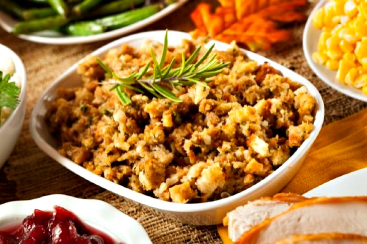 Delicious And Easy Homemade Thanksgiving Stuffing Recipe