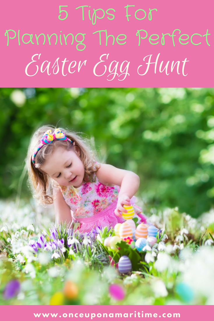 5 Tips for Planning the Perfect Easter Egg Hunt