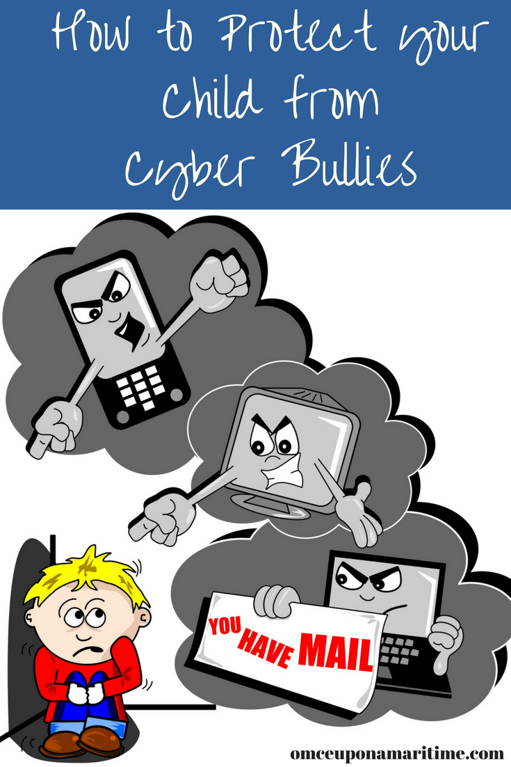 How to Protect your Child from Cyber Bullies