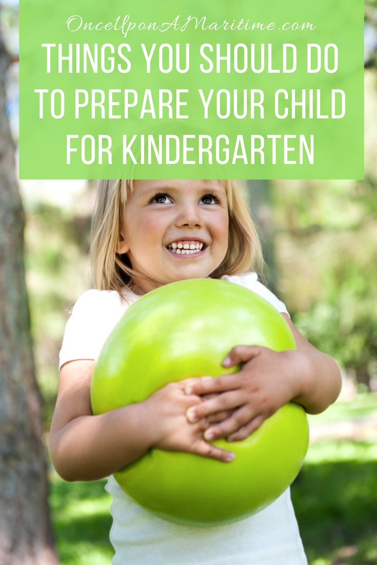 Things You should do to Prepare Your Child for Kindergarten