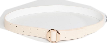 Asesoría de imagen ejecutiva - ASOS Curve ASOS CURVE Double Prong Round Belt - Asos - Asos