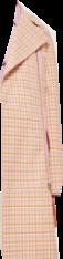 Outfit para cita - Asesoría de imagen ejecutiva - Topshop Premium Pastel Checked Coat - Topshop - Topshop