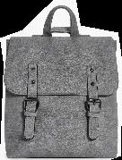 Asesoría de imagen ejecutiva - boohoo Buckle Detail Structured Backpack - Boohoo - BooHoo