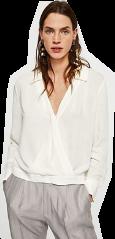 Outfit casual - Asesoría de imagen ejecutiva - Blusón Emily2 - MANGO - Saga Falabella