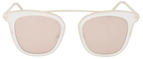 Asesoría de imagen ejecutiva - Topshop Webb Brow Bar Square Sunglasses - Topshop - Topshop