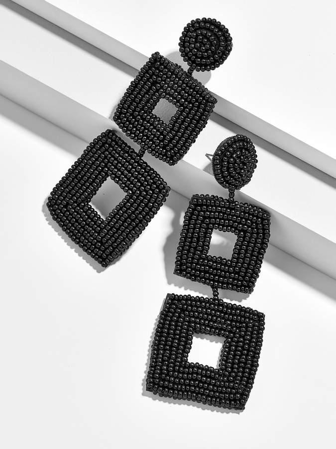 Outfit casual - Asesoría de imagen ejecutiva - BaubleBar Henna Drop Earrings - BaubleBar - BaubleBar