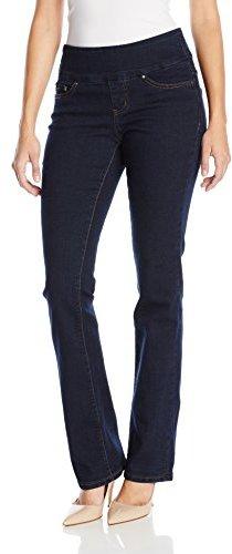 Outfit para gorditas - Asesoría de imagen ejecutiva - Jag Jeans Women's Paley Pull-On Bootcut Jean - Jag Jeans - Amazon.com