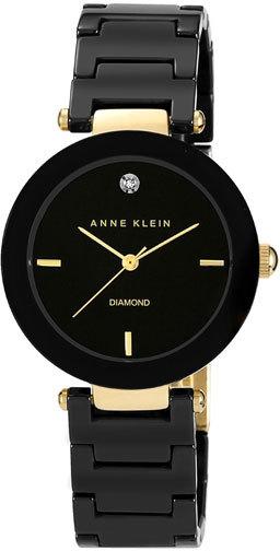 Outfit para cita - Asesoría de imagen ejecutiva - Anne Klein Round Ceramic Bracelet Watch, 33mm - AK Anne Klein - Nordstrom