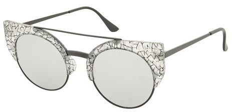 Outfit casual - Asesoría de imagen ejecutiva - Topshop Carrey browbar sunglasses - Topshop - Topshop