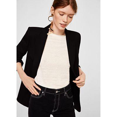 Outfit casual - Asesoría de imagen ejecutiva - Polo - MANGO - Saga Falabella