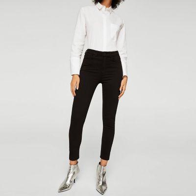 Outfit casual - Asesoría de imagen ejecutiva - Jeans Noa2 - MANGO - Saga Falabella