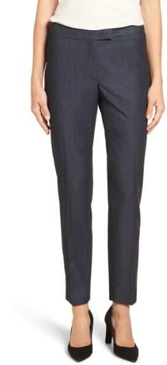 outfit ejecutivo - Asesoría de imagen ejecutiva - Anne Klein Slim Stretch Denim Suit Pants - Anne Klein - Nordstrom