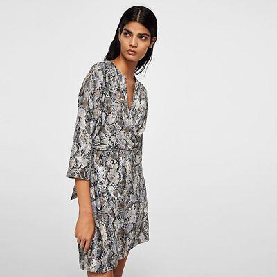 Outfit para oficina - Asesoría de imagen ejecutiva - Vestido - MANGO - Saga Falabella
