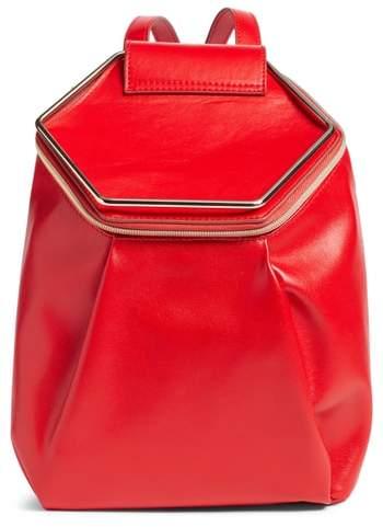 outfit rockero - Asesoría de imagen ejecutiva - Leith Metal Handle Faux Leather Convertible Backpack - Leith - Nordstrom