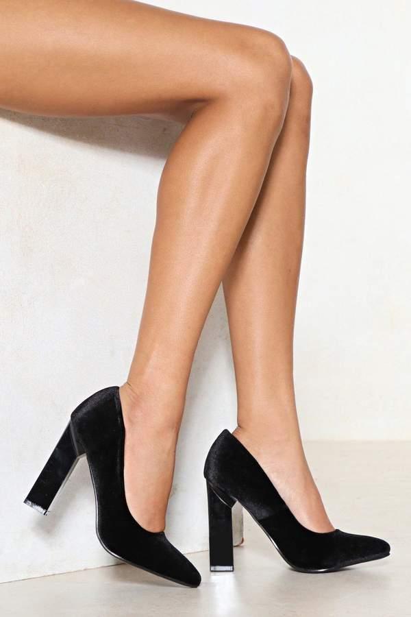 Outfit para oficina - Asesoría de imagen ejecutiva - Nasty Gal Court Up to Date Heel - Nasty Gal - Nasty Gal