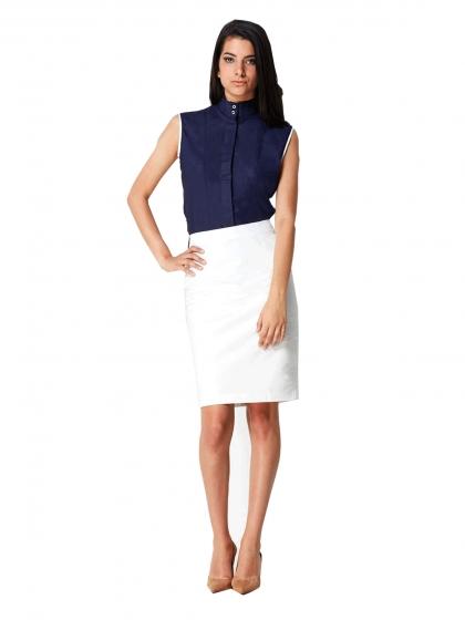 Outfit para oficina - Asesoría de imagen ejecutiva - Falda lapiz - ACLLA - Aclla