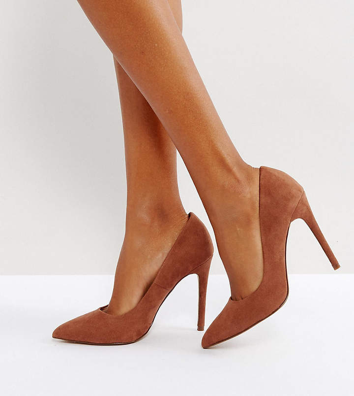outfit ejecutivo - Asesoría de imagen ejecutiva - ASOS DESIGN Paris pointed high heels - Asos - Asos