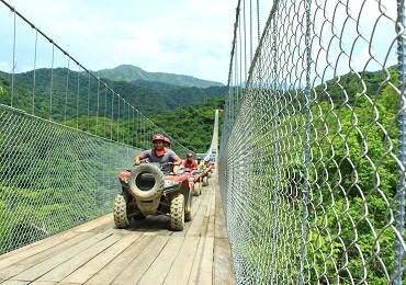 Jorullo Bridge ATV & RZR