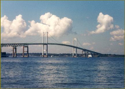 Claiborn Pell Bridge