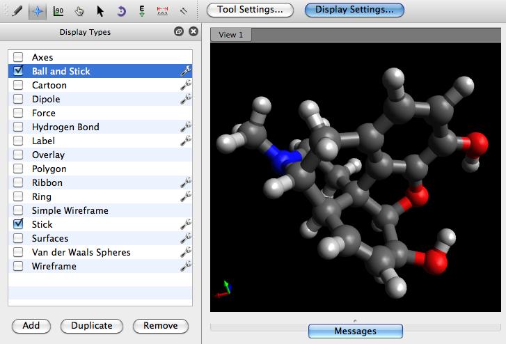 File:Avogadro software screenshot.png