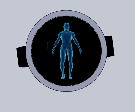 File:Black round watch.png