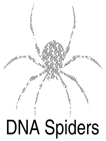 Image:DNA spiders 로고 흑백 바뀜 141017.jpg