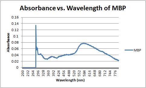 Absorbance vs wavelength mbp 9-13-11.jpg