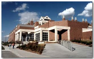 We are located in the George W. Beadle Center at the University of Nebraska-Lincoln