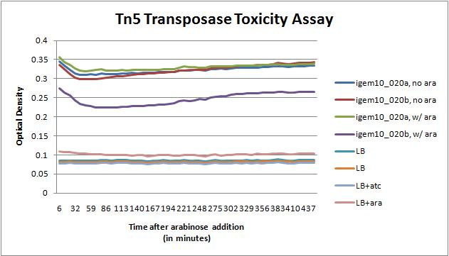 Image:Tn5 Transposase toxicity assay.jpg