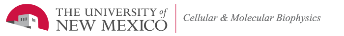 Biophysics UNM logo long2.png