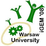I'm member of   University of Warsaw iGEM'08 team