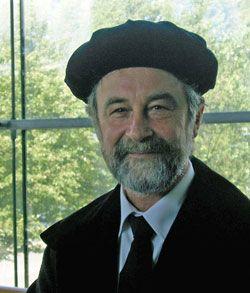 Hans Joenje, we love your hat!