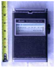 Ames Reflectence Meter