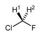 Scheme 15: A Molecule that is Symmetric, when not in a Chiral Environment