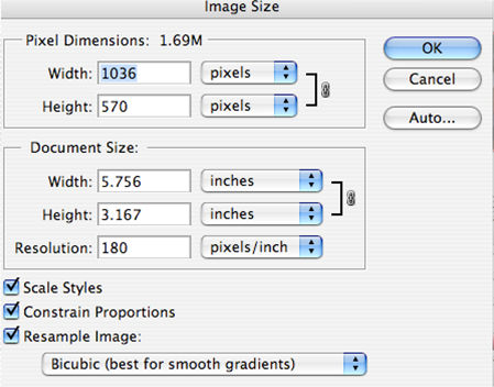 Image:Image Size and Resolution iPhoto and Photoshop S11.png