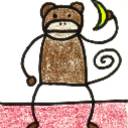 File:Monkey on banana phone.jpg