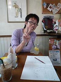 Biomod 2012 Utokyo UT-Komaba Members Murase.JPG