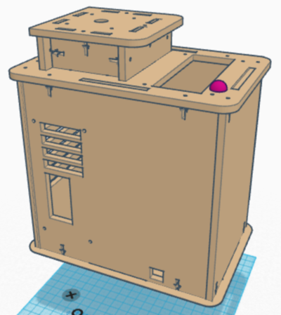 The new design for the OpenPCR machine.