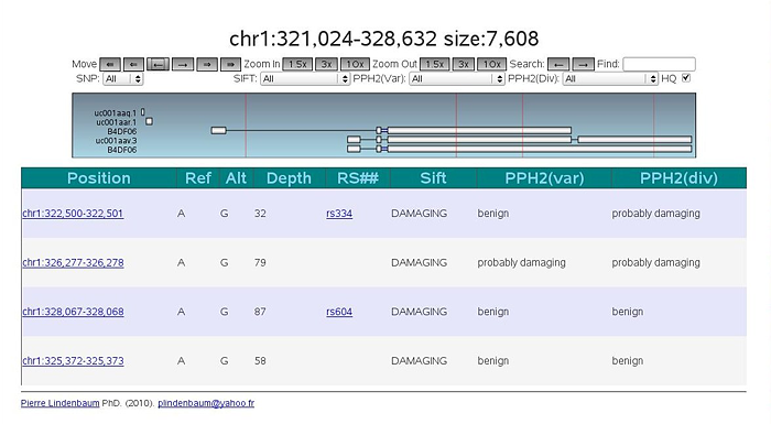 YOKOFAKUN: A Tiny Genome Browser (XHTML/Javascript/json/svg)