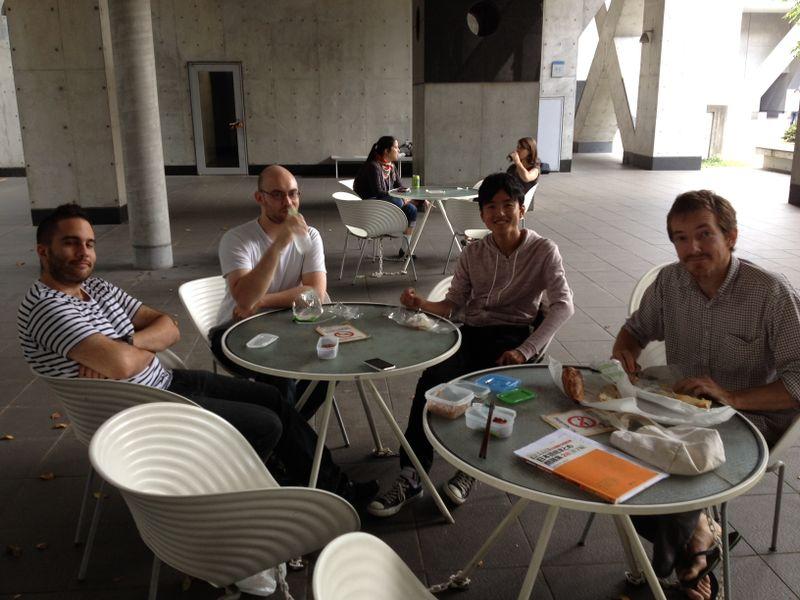 File:BIOMOD-2012-UTkyo-UTKomaba-lunch with mentors.png