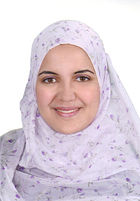 Rabab Toubar, Chevening Scholar 2003-4, now assistant lecturer, Ain Shams University, Cairo and PhD student, University of Massachusetts Lowell, USA