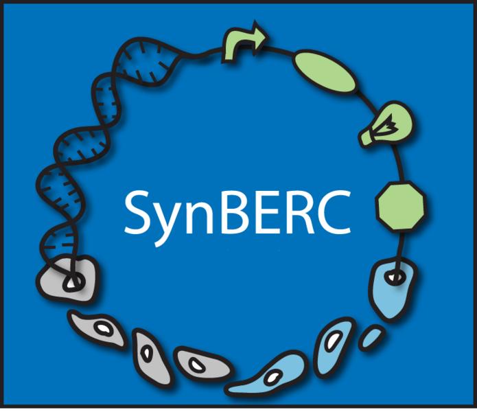 File:SynBERC tshirtLogo onblue.png